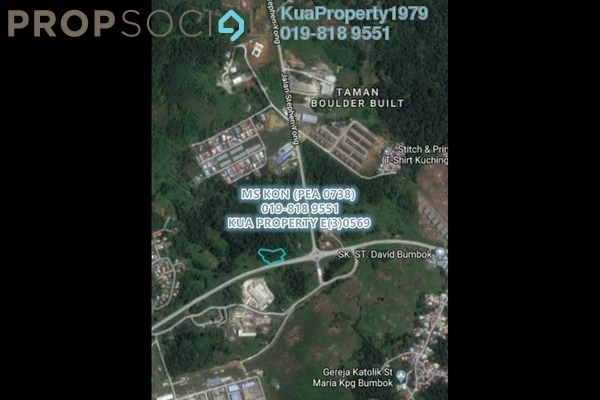 For Sale Land at Jalan Bau, Bau Freehold Unfurnished 0R/0B 710k
