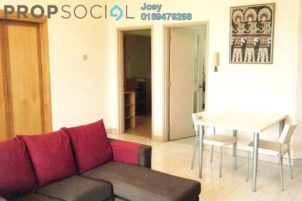 For Sale Condominium at Tivoli Villas, Bangsar Freehold Fully Furnished 2R/1B 820k