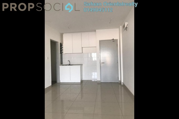 For Sale Serviced Residence at Sentrovue, Kuala Selangor Freehold Unfurnished 3R/2B 299k