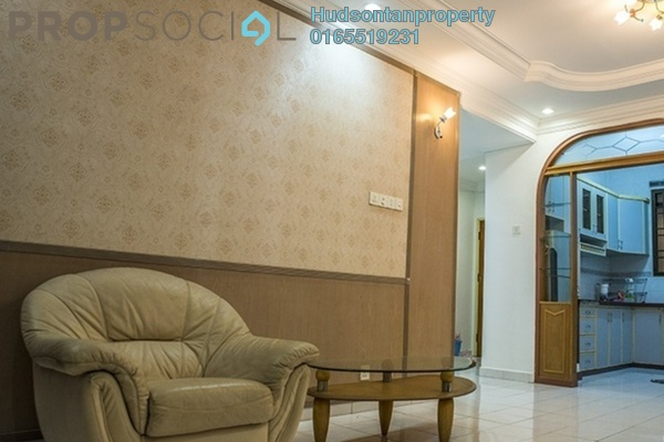For Sale Condominium at Desa Dua, Kepong Freehold Semi Furnished 3R/2B 240k