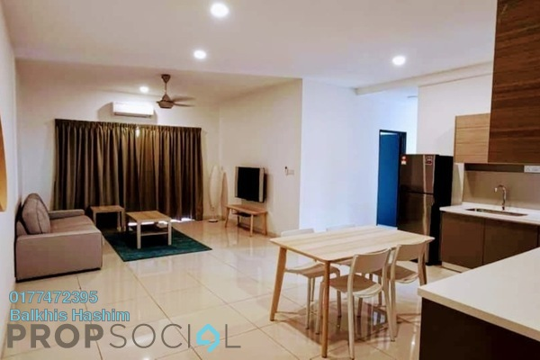 For Rent Serviced Residence at Emira, Shah Alam Freehold Fully Furnished 3R/2B 3k