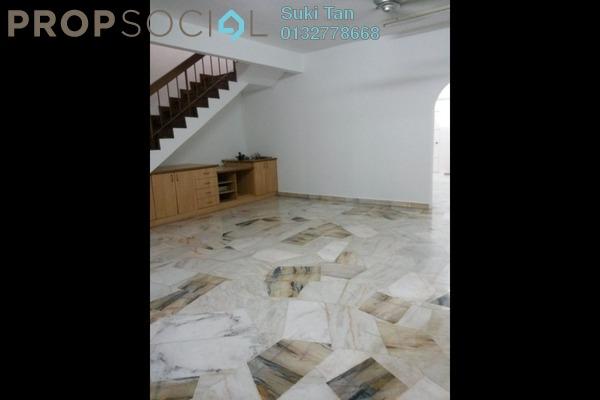 For Sale Terrace at Taman Batu Permai, Jalan Ipoh Freehold Semi Furnished 4R/3B 708k