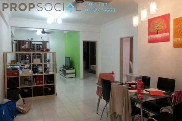 For Sale Condominium at Fortune Avenue, Kepong Freehold Unfurnished 3R/2B 425k
