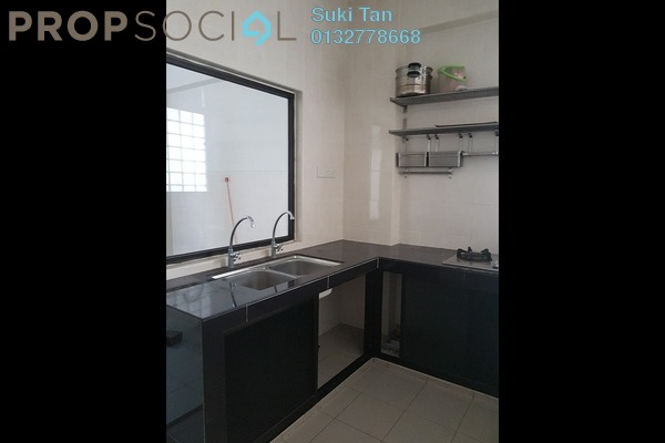 For Sale Apartment at Fortune Avenue, Kepong Freehold Semi Furnished 3R/2B 475k
