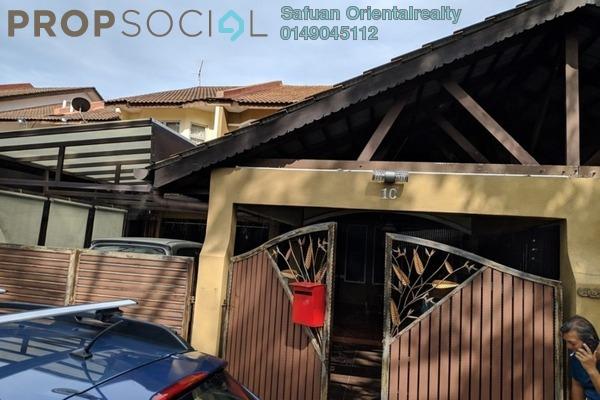 For Sale Terrace at Taman TTDI Jaya, TTDI Jaya Freehold Unfurnished 4R/3B 550k