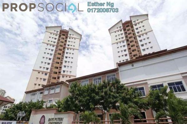 For Sale Apartment at Bayu Puteri, Tropicana Leasehold Semi Furnished 3R/2B 450k