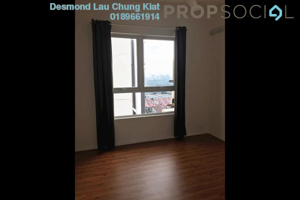 For Rent Condominium at Arte KL, Kuchai Lama Freehold Semi Furnished 4R/3B 2.5k