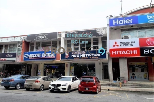 For Rent Office at Putra Point Commercial Centre, Putra Heights Freehold Unfurnished 0R/0B 2k
