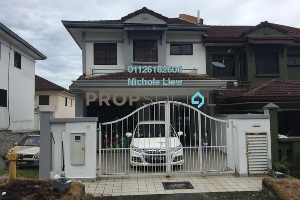 For Sale Terrace at Bandar Damai Perdana, Cheras South Freehold Semi Furnished 4R/3B 499k