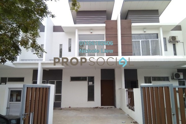 For Sale Link at Setia EcoHill, Semenyih Freehold Semi Furnished 4R/3B 523k