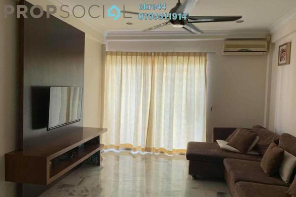 For Rent Condominium at Pandan Puteri, Pandan Indah Freehold Fully Furnished 3R/2B 1.8k