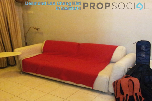For Rent Apartment at Arena Green, Bukit Jalil Freehold Fully Furnished 3R/2B 1.35k