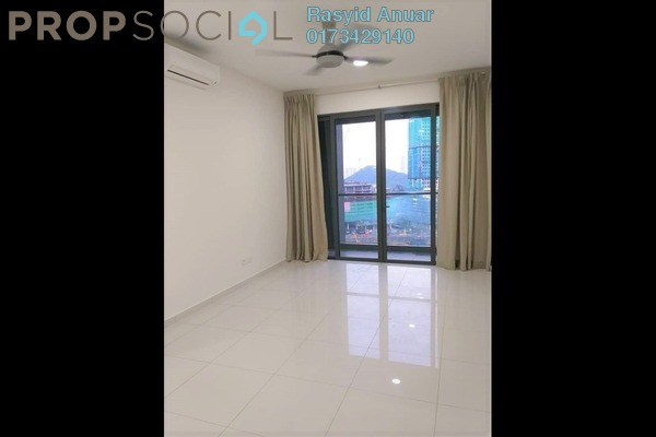 For Rent Condominium at Infiniti3 Residences, Wangsa Maju Freehold Semi Furnished 2R/2B 2.1k