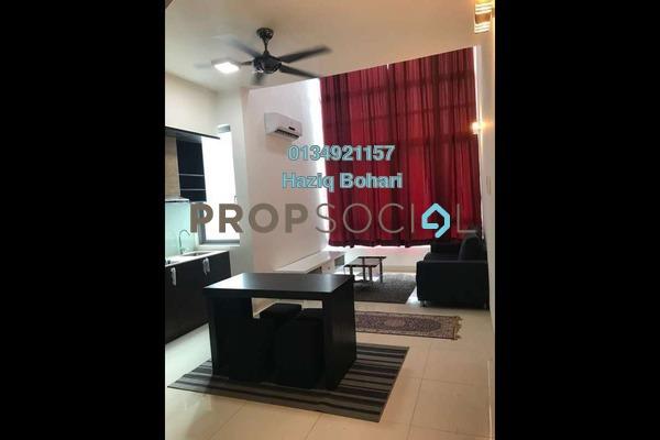 For Rent Condominium at Vega Residensi, Cyberjaya Freehold Fully Furnished 2R/2B 1.5k