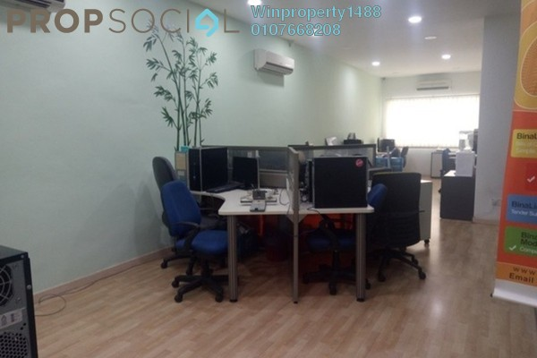 For Sale Shop at Petaling Jaya Commercial City, PJ South Freehold Fully Furnished 0R/0B 390k