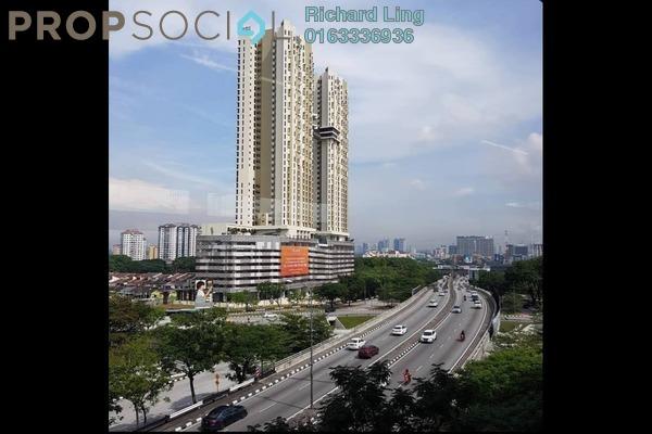 For Rent Condominium at J.dupion, Cheras Freehold Semi Furnished 2R/2B 2.3k