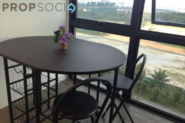 For Rent SoHo/Studio at The Place, Cyberjaya Freehold Fully Furnished 1R/1B 1.1k