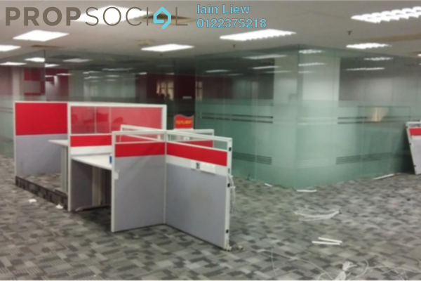 For Rent Office at Menara AmMetLife, Titiwangsa Freehold Semi Furnished 0R/0B 39.6k