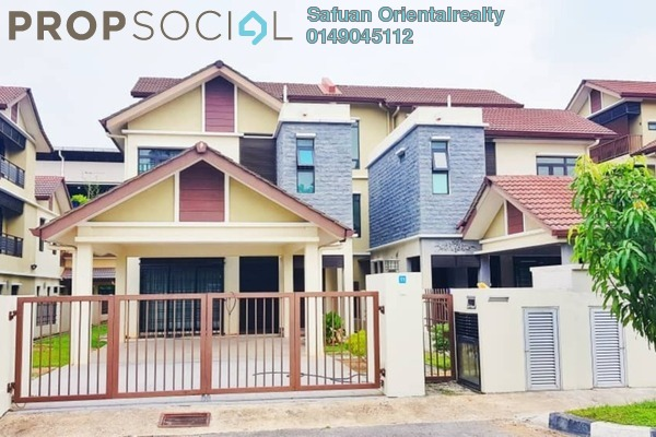 For Sale Semi-Detached at Taman Impiana Mekar, Kajang Freehold Unfurnished 7R/7B 1.35m