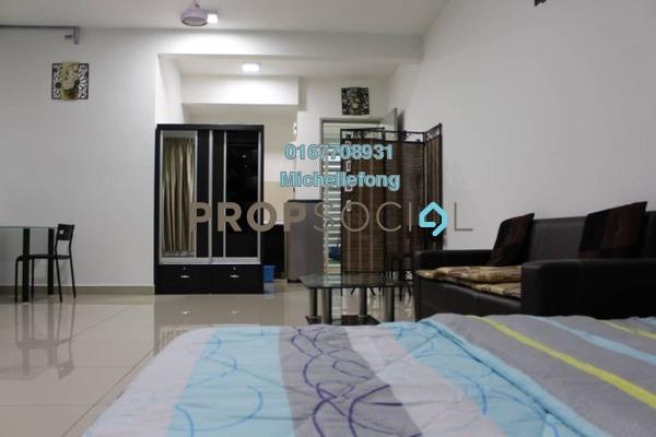 For Rent Serviced Residence at Austin Regency, Tebrau Freehold Fully Furnished 1R/1B 1.2k
