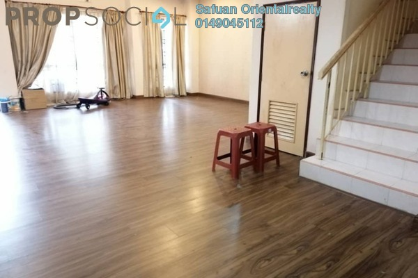 For Sale Terrace at Section 23, Shah Alam Freehold Unfurnished 4R/3B 540k