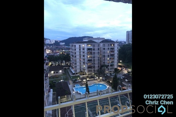 For Rent Condominium at Vista Perdana, Pandan Perdana Freehold Fully Furnished 3R/2B 1.4k