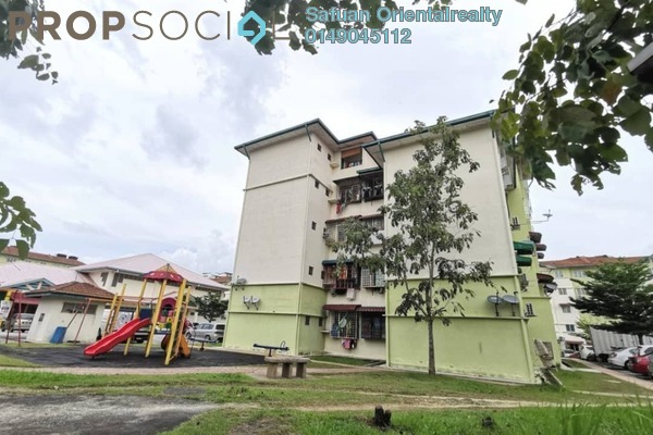 For Sale Apartment at Seri Bintang Apartment, Subang Freehold Unfurnished 3R/2B 210k