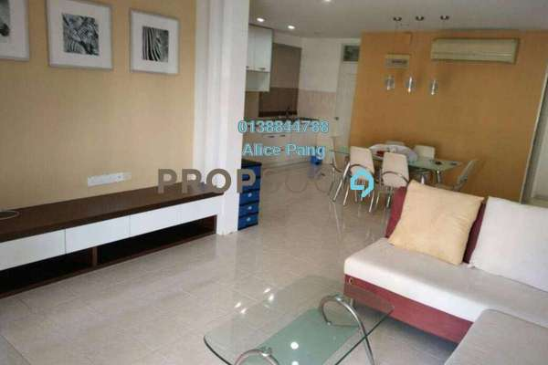 For Rent Condominium at Coastal Towers, Tanjung Bungah Freehold Fully Furnished 3R/2B 1.5k
