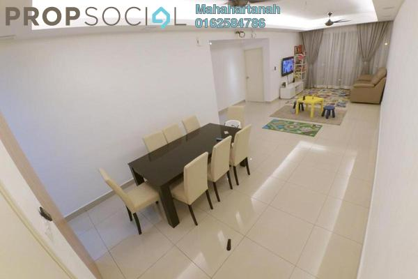For Sale Condominium at Symphony Residence, Kajang Freehold Fully Furnished 3R/2B 430k