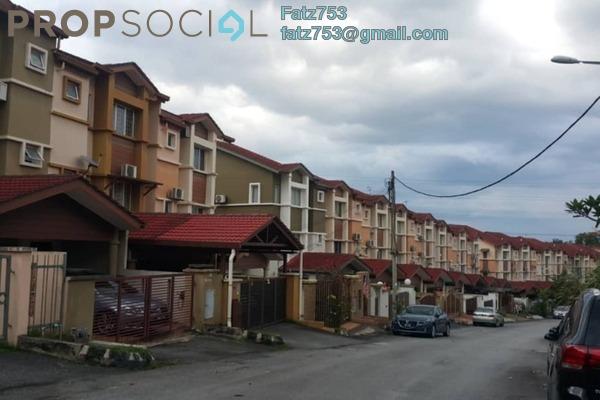 For Rent Terrace at Taman Bukit Permata, Batu Caves Freehold Semi Furnished 4R/4B 2k
