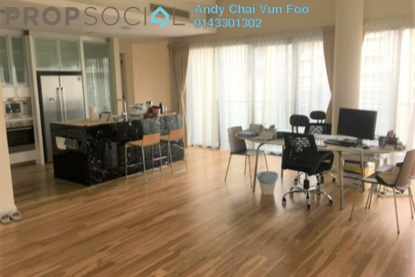 For Rent Condominium at St Mary Residences, KLCC Freehold Semi Furnished 3R/2B 10k