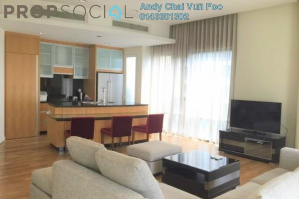 For Rent Condominium at St Mary Residences, KLCC Freehold Fully Furnished 1R/1B 5k