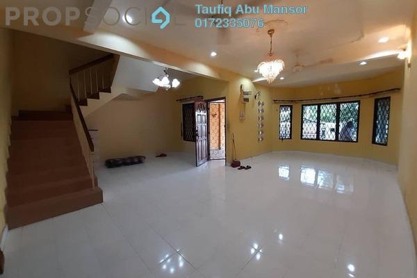 For Sale Terrace at Taman Cempaka, Pandan Indah Freehold Unfurnished 4R/3B 750k