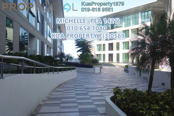 For Sale Apartment at DeLOFTS Residence, Kuching Freehold Unfurnished 2R/2B 490k