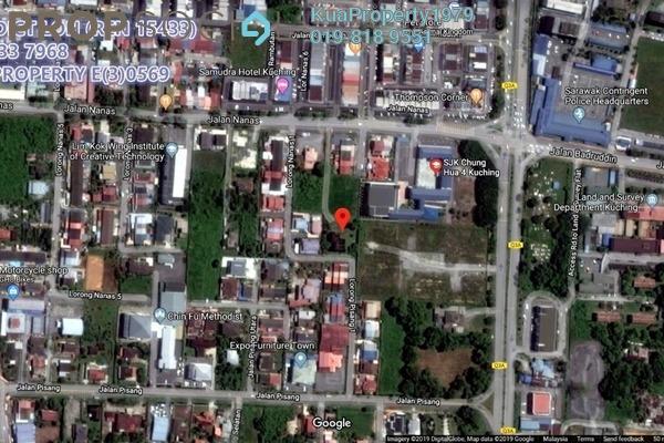 For Sale Land at Jalan Nanas, Kuching Freehold Unfurnished 0R/0B 2.78m