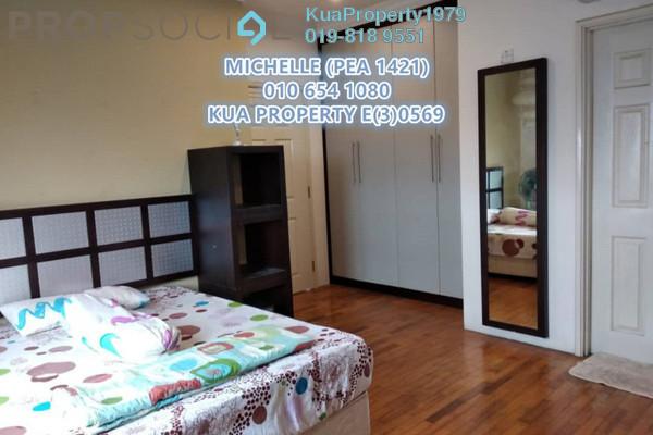 For Rent Condominium at De Summit, Kuching Freehold Semi Furnished 3R/2B 2.5k