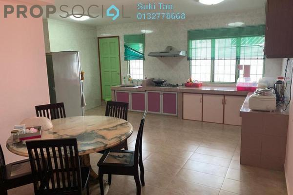 For Sale Terrace at Taman Intan Baiduri, Selayang Freehold Semi Furnished 4R/3B 690k