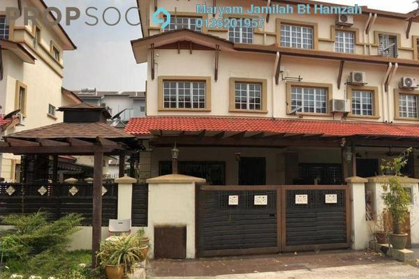 For Sale Terrace at Taman Tasik Prima, Puchong Freehold Semi Furnished 5R/4B 650k