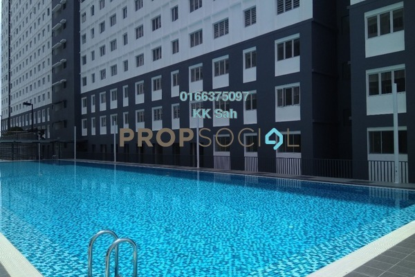 For Rent Condominium at Eco Majestic, Semenyih Freehold Semi Furnished 3R/2B 650translationmissing:en.pricing.unit