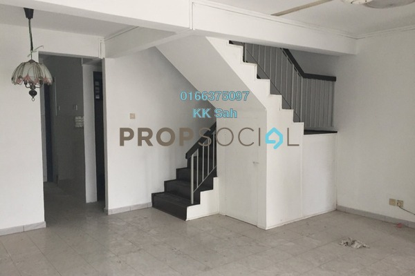 For Sale Link at Taman Sri Bahagia, Cheras South Freehold Semi Furnished 4R/3B 480k