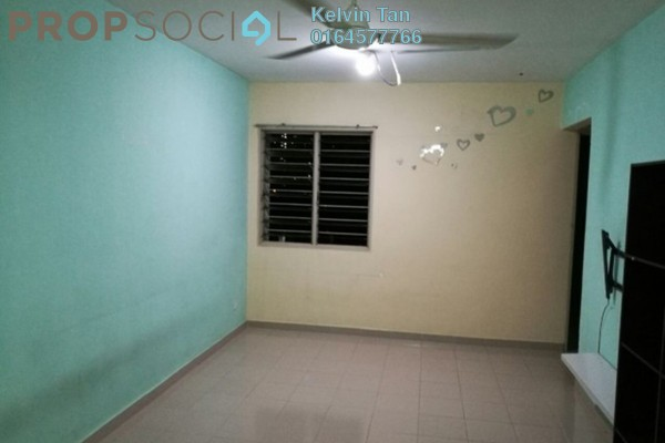 For Rent Apartment at Desa Pinang 2, Jelutong Freehold Unfurnished 3R/1B 850translationmissing:en.pricing.unit