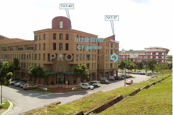 For Sale Office at The Strand, Kota Damansara Freehold Semi Furnished 0R/0B 5.8m