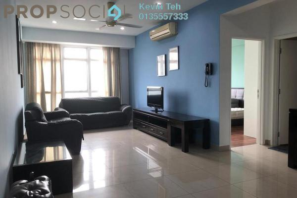 For Rent Condominium at 633 Residency, Brickfields Freehold Fully Furnished 1R/1B 2.7k