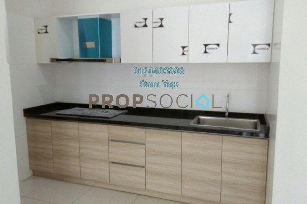 For Rent Serviced Residence at Maisson, Ara Damansara Freehold Semi Furnished 1R/1B 1.7k