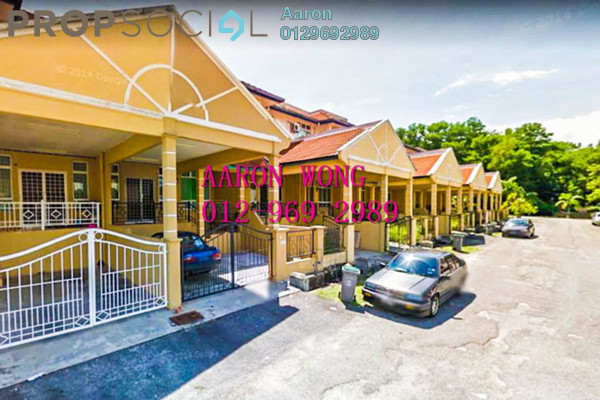 For Sale Link at Taman Dahlia, Bukit Beruang Freehold Semi Furnished 5R/3B 400k