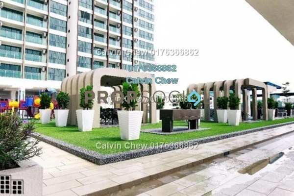 For Sale Serviced Residence at Amerin Mall & Residence, Balakong Freehold Unfurnished 2R/2B 300k