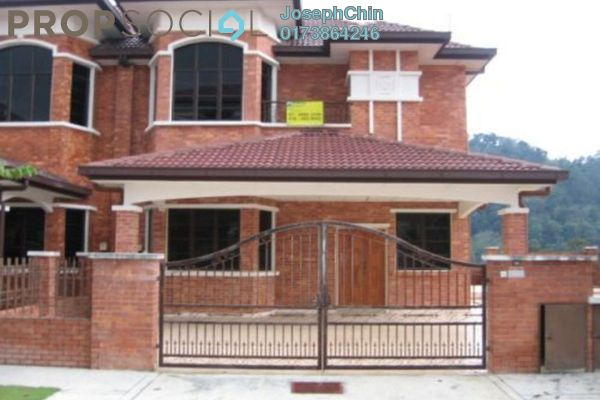 For Sale Semi-Detached at Capa Residency, Bandar Sungai Long Freehold Fully Furnished 5R/6B 2.15m