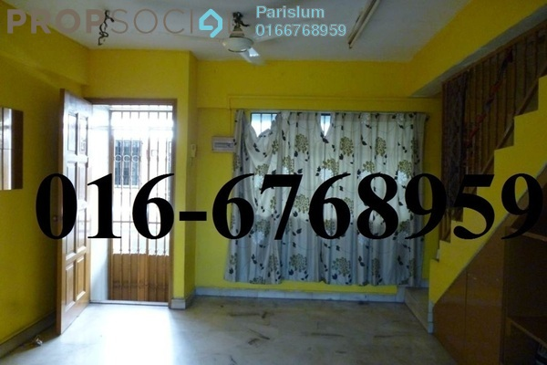 For Sale Apartment at Pandan Jaya, Pandan Indah Freehold Unfurnished 2R/1B 240k