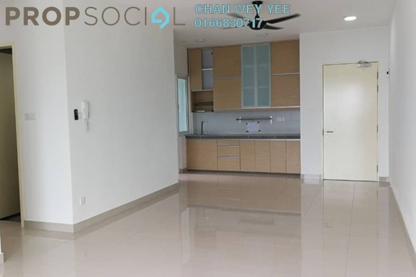For Rent Condominium at Mercury Serviced Apartment @ Sentul Village, Sentul Freehold Semi Furnished 3R/2B 1.8k