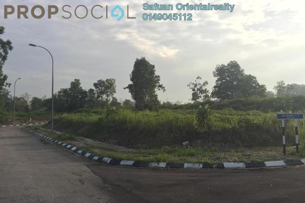 For Sale Land at Banyan Close, Bandar Bukit Mahkota Freehold Unfurnished 0R/0B 625k
